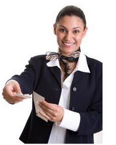 hostess promoters volantinaggio