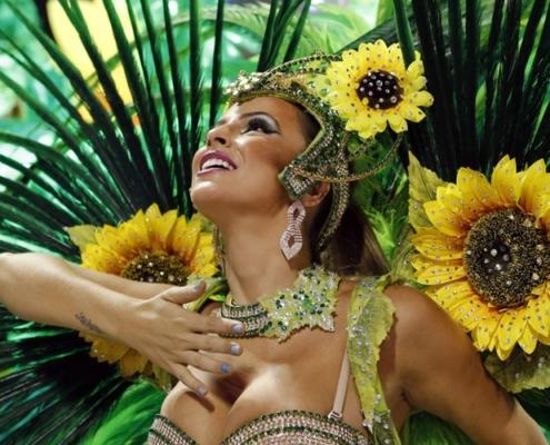 ballerina brasiliana
