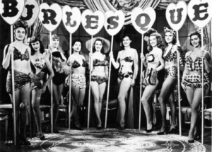 spettacolo burlesque